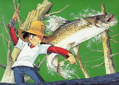 Il mondo degli anime e dei manga Sampei2