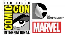 San-Diego-Comic-Con-DC-Entertainment-Marvel-Logos